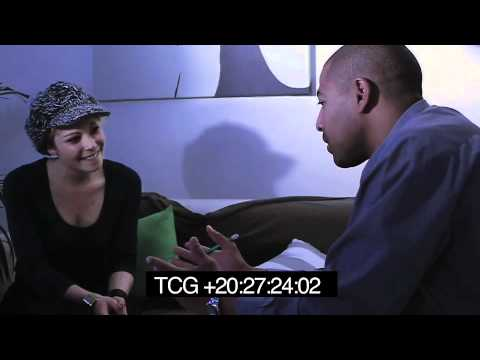 Interview volée Dounia Coesens.mp4
