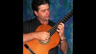 """Valse Noble"" by Peter Carlson - Lincoln Brady (Guitar)"