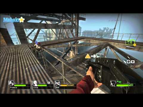 Left 4 Dead 2: The Sacrifice Walkthrough - Port Part 2