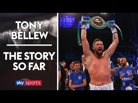 Tony Bellew's FASCINATING Story So Far! 🥊 | Full Documentary
