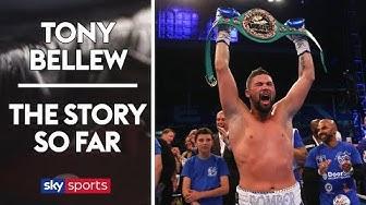 Tony Bellew's FASCINATING Story So Far! 🥊 | Full Documentary
