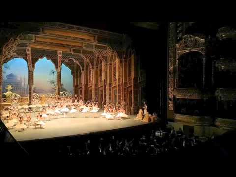 Bolshoi's Theatre: Le Corsaire