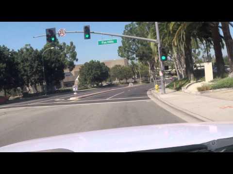 Lets Drive in Culver City California HD !