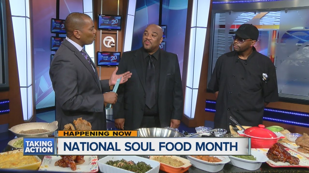 New Center Eatery in Detroit is adding new soul food items to it's menu