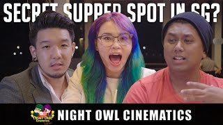 Food King Singapore: Secret Supper Spot!