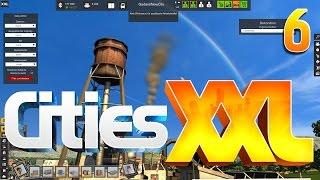 Cities XXL #6 Upgrades kaputt Der Städtebau Simulator mit Wirtschaft und Transport deutsch HD