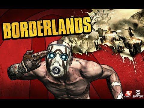 BORDERLANDS REMASTERED All Cutscenes (Game Movie) 1080p 60FPS