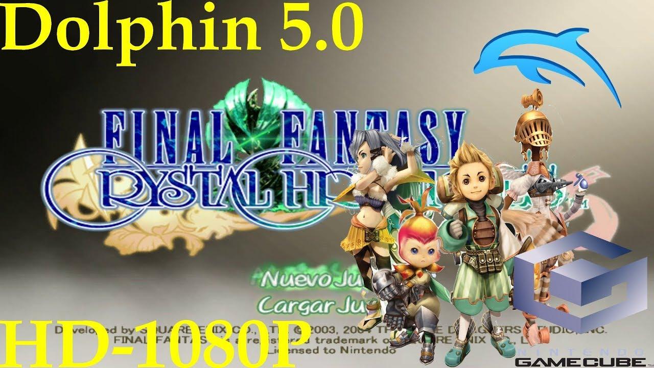 Final Fantasy Crystal Chronicles - Dolphin Emulator Wiki
