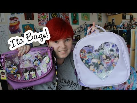 Ita Bag Collection + how to make your own!