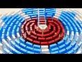 300,000 Dominoes FALLDOWN - Turkish Domino Record! (Pt. 2)