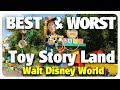 BEST & WORST of Toy Story Land at Disney's Hollywood Studios | Best and Worst | 07/04/18