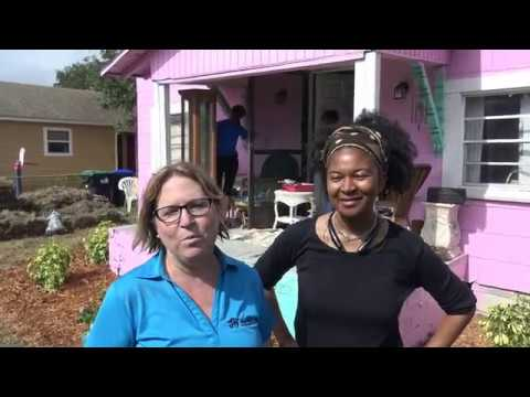 Habitat For Humanity & Lowes Beautify The Greater Malibu Groves Community! - The LanceScurv Show