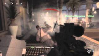 MW3 - Intel Locations - Dust To Dust - Mission 16 - Scout Leader Achievement/Trophy guide