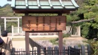 Japan's largest前方後円墳 Kofun Tombs Isao Hitoshi,前方後円墳the ma...