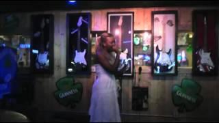 Abbie Singing Uninvited by Alanis Morissette- Karaoke Cover