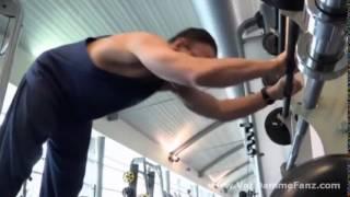 Жан Клод Ван Дамм Тренировка в 50 лет 2011(, 2015-02-27T05:33:36.000Z)