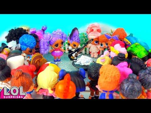 Мария и Панки заработали кучу денег и стали самые популярные куклы ЛОЛ сюрприз! Мультик LOL Dolls
