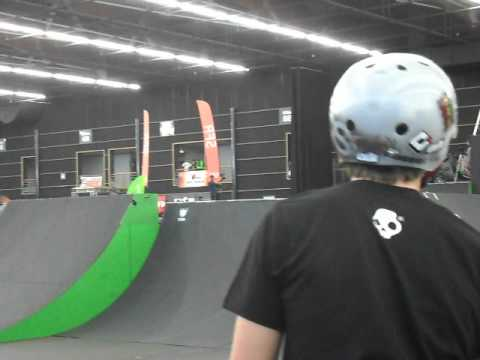 FISE 2012 JEREMY CHOSSON (part 3/3)