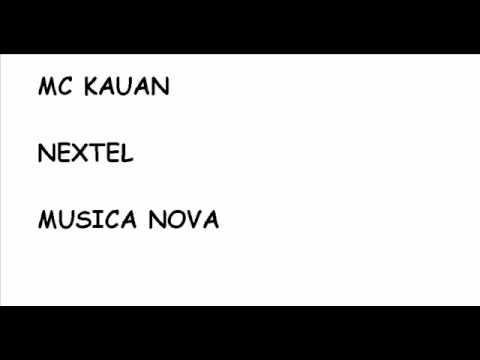 musica mc kauan nextel