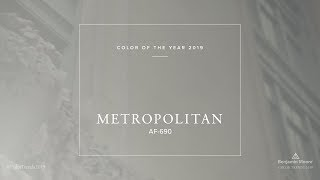 Color of the Year 2019 | Benjamin Moore