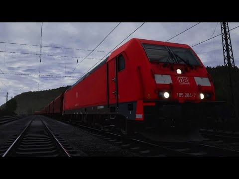 TSW2 DB BR185.2 Introduction - Ruhr-Sieg Nord |