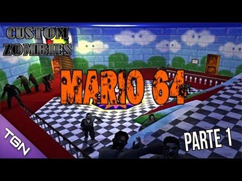 Custom Zombies | Mario 64|