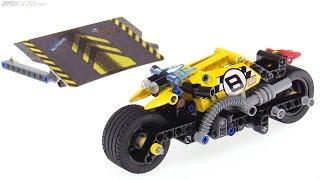 LEGO Technic Stunt Bike review 🏍️ 42058