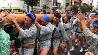 平成二十九年 牛嶋神社大祭 紫 會