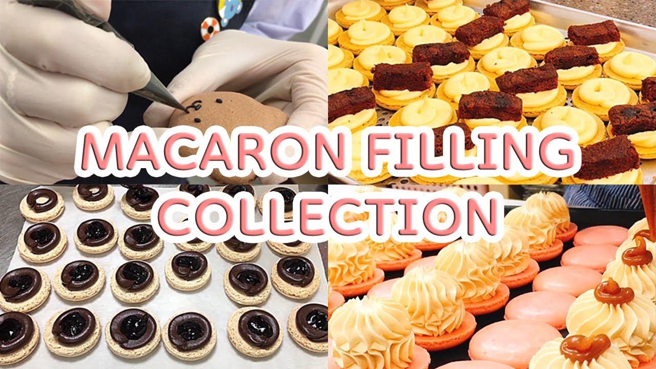[시간순삭] 마카롱 필링모음 (Macaron filling collection)