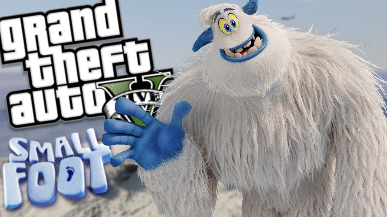 the-smallfoot-movie-mod-w-migo-gta-5-pc-mods-gameplay