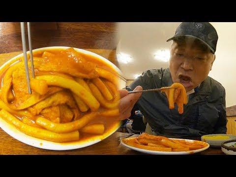 '청주 떡볶이' 40년 전통 그 명불허전의 맛! @생활의 달인 693회 20191021