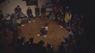 BREAK BREATH VOL.2 BGIRL BATTLE | Semi Finals RAWBERRY & CQUIRREL vs HYUN JIN & JI HYUN