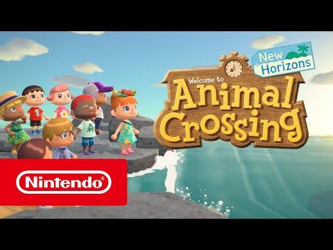 Animal Crossing: New Horizons - Tráiler del E3 2019 (Nintendo Switch)