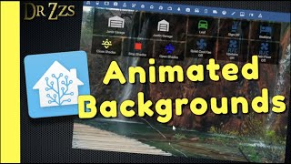 Animated Backgrounds for Home Assistant | Stream Summary
