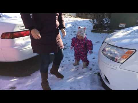 Sumo Baby Snow Suit
