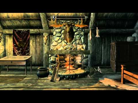 Skyrim How To Get Mythic Dawn Robes - YouTube