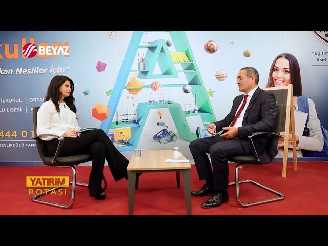 Vehbi Orakçı, BEYAZ TV - Yatırım Rotası Programı'nda - 1