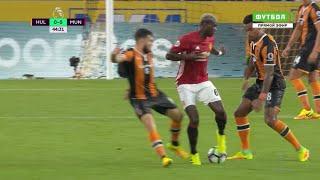 Paul Pogba Roulette Skill Vs Hull City (Premier League 16/17) - HD