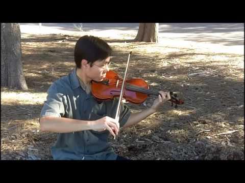 AMEB Violin Series 7 Grade 3 List C No.3 C3 Sitsky Presto from Sonatina Mvt 3