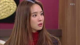 """내 남자의 비밀 - 이휘향, 박정아에 출생 비밀 밝혔다 """"넌 내 딸이니까"""".20180130"""