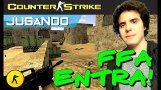 Counter Strike 1.6   EN FAMILIA   FFA   ENTRA: 37.187.9.34:27045