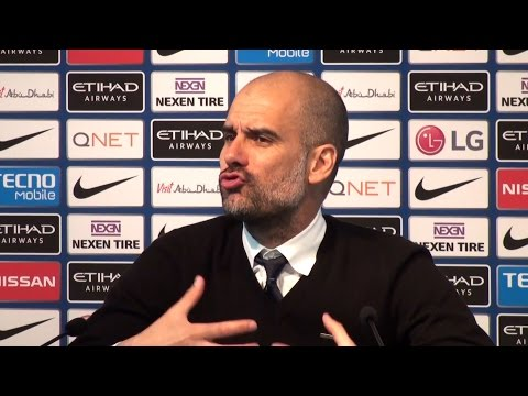 Manchester City 1-1 Liverpool - Pep Guardiola Full Post Match Press Conference