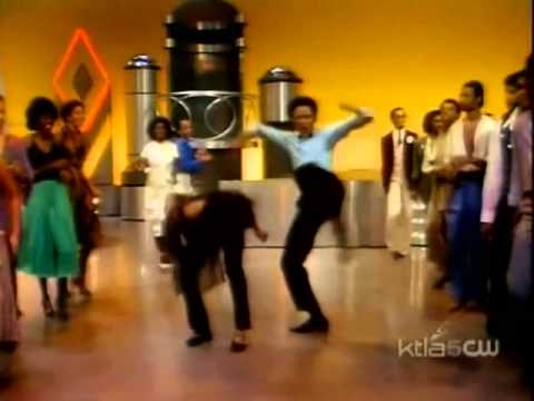 Soul Train Line 1979 (Edwin Starr - Contact)