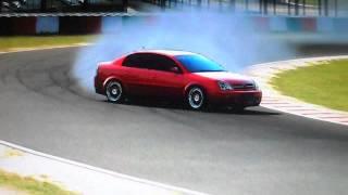 gt5 fwd vectra drift without e brake