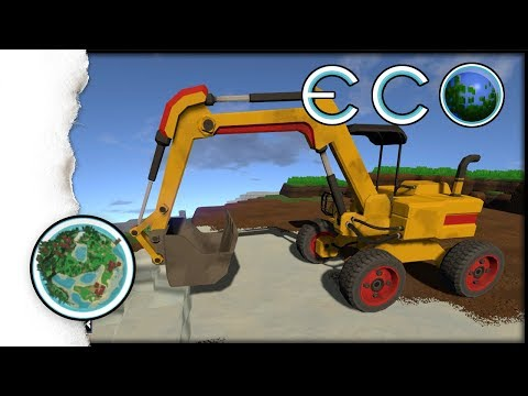 Bagger in Eco | ECO Survival | #39