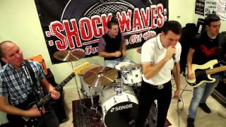 SHOCK WAVES -- Crazy Times