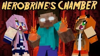 Herobrine Says! | Minecraft Herobrine's Chamber