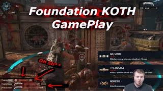 Gears of War 4 Gameplay - Foundation KOTH