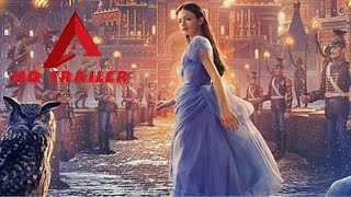 THE NUTCRACKER AND FOUR REALMS-2018 OFFICIAL MOVIE TRAILER