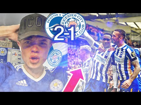 ROBBED BY VAR!!! Brighton 2-1 Leicester City! | RANT - Match Reaction |